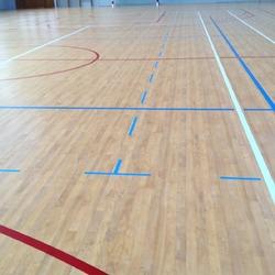 Tracés sportif scolaire - Rouen - TRACE PLUS