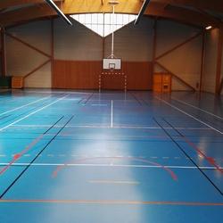 Nouvelle Raquette basket - Angers - Trace Plus