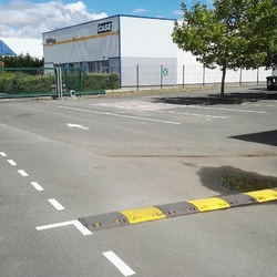 rénovation place parking - Angers - TRACE PLUS