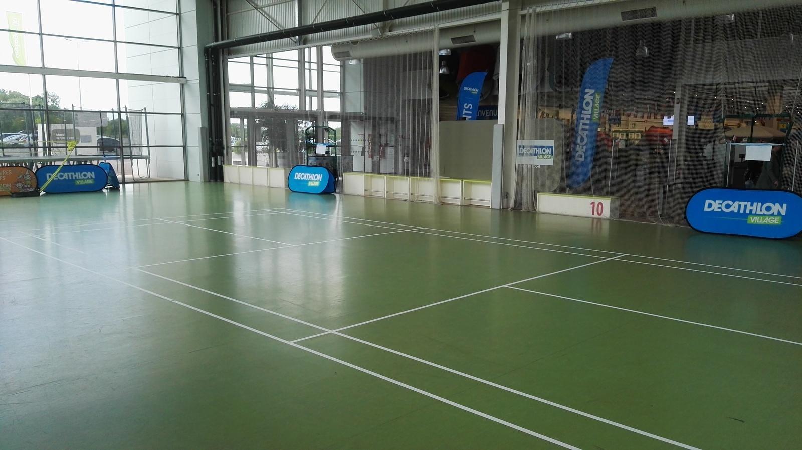 Tra age terrain ile de france trace plus - Decathlon jeux exterieur ...