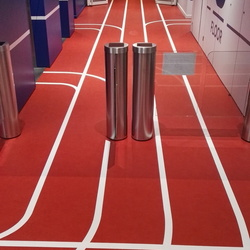 Marquage au sol indoor - Paris - Trace Plus
