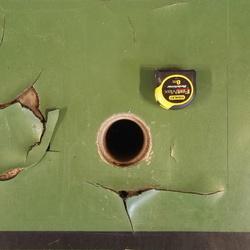 Réparation revêtement de sol sportif - TRACE PLUS
