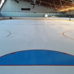 Tracé sport intérieur - Caen - TRACE PLUS