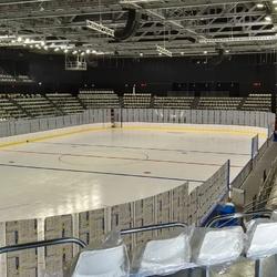 Lignes jeux de Hockey sur Glace - Clermont Ferrand - Trace Plus