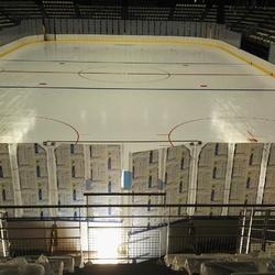 marquage peinture hockey - Orléans - Trace Plus