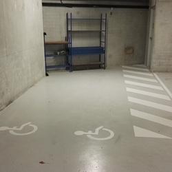 Parking intérieur - Angers - TRACE PLUS