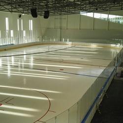 Peinture Hockey sur Glace - Rouen - TRACE PLUS