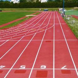 Traçage piste athlétisme - TRACE PLUS