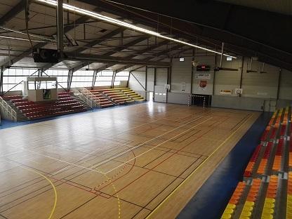 Entreprise peinture terrain de sport - Nantes - Sarl Trace Plus