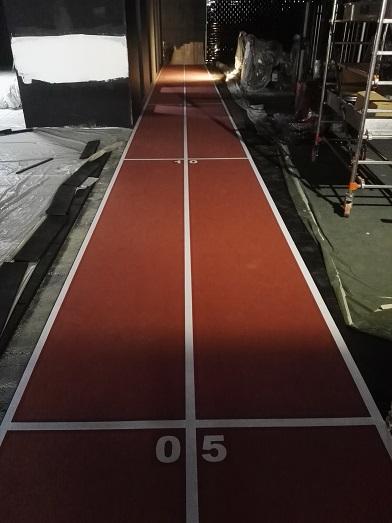 Piste de Course et Fitness - ON AIR - sarl Trace Plus
