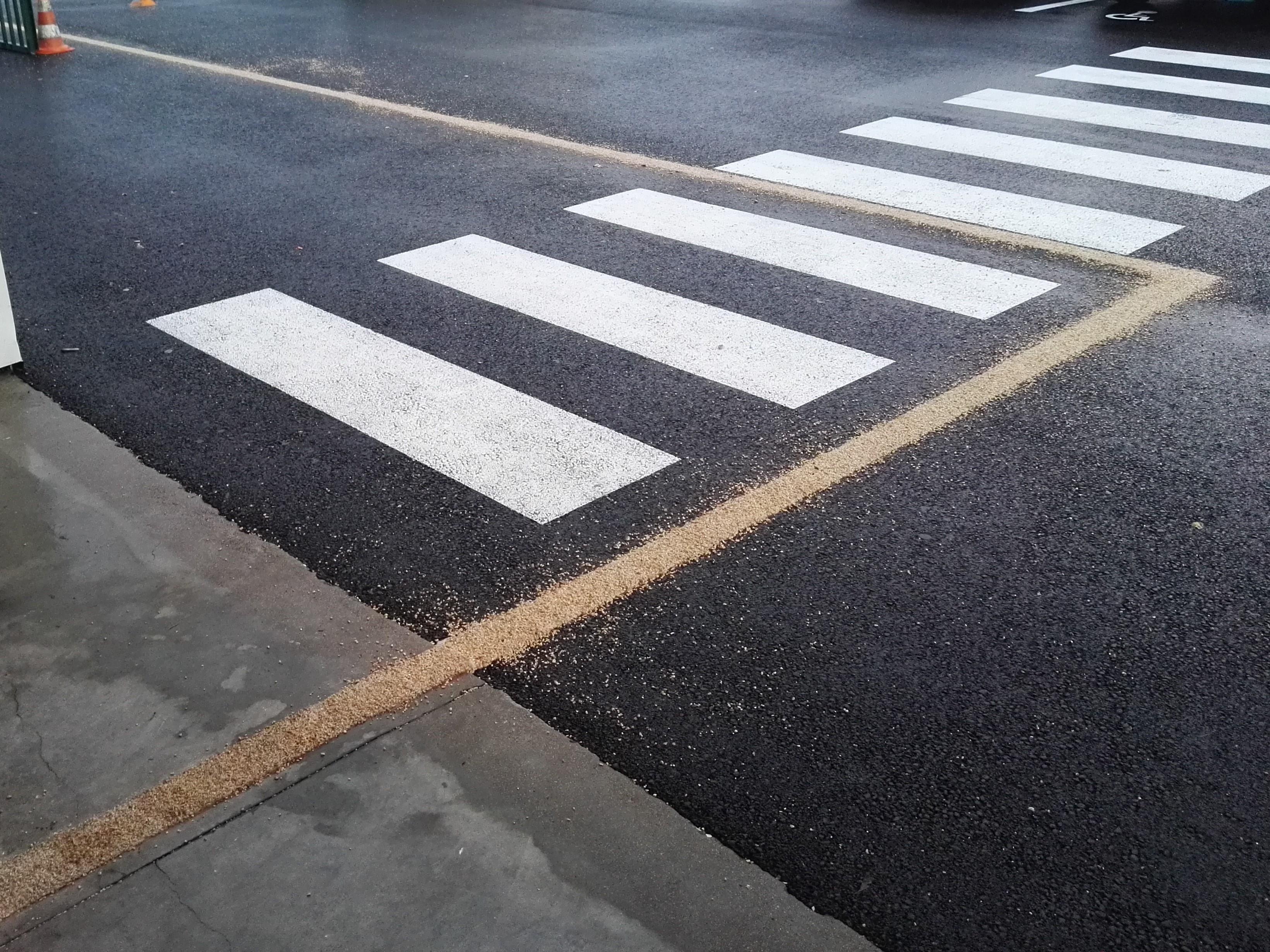 Peinture Parking - Angers - Trace Plus