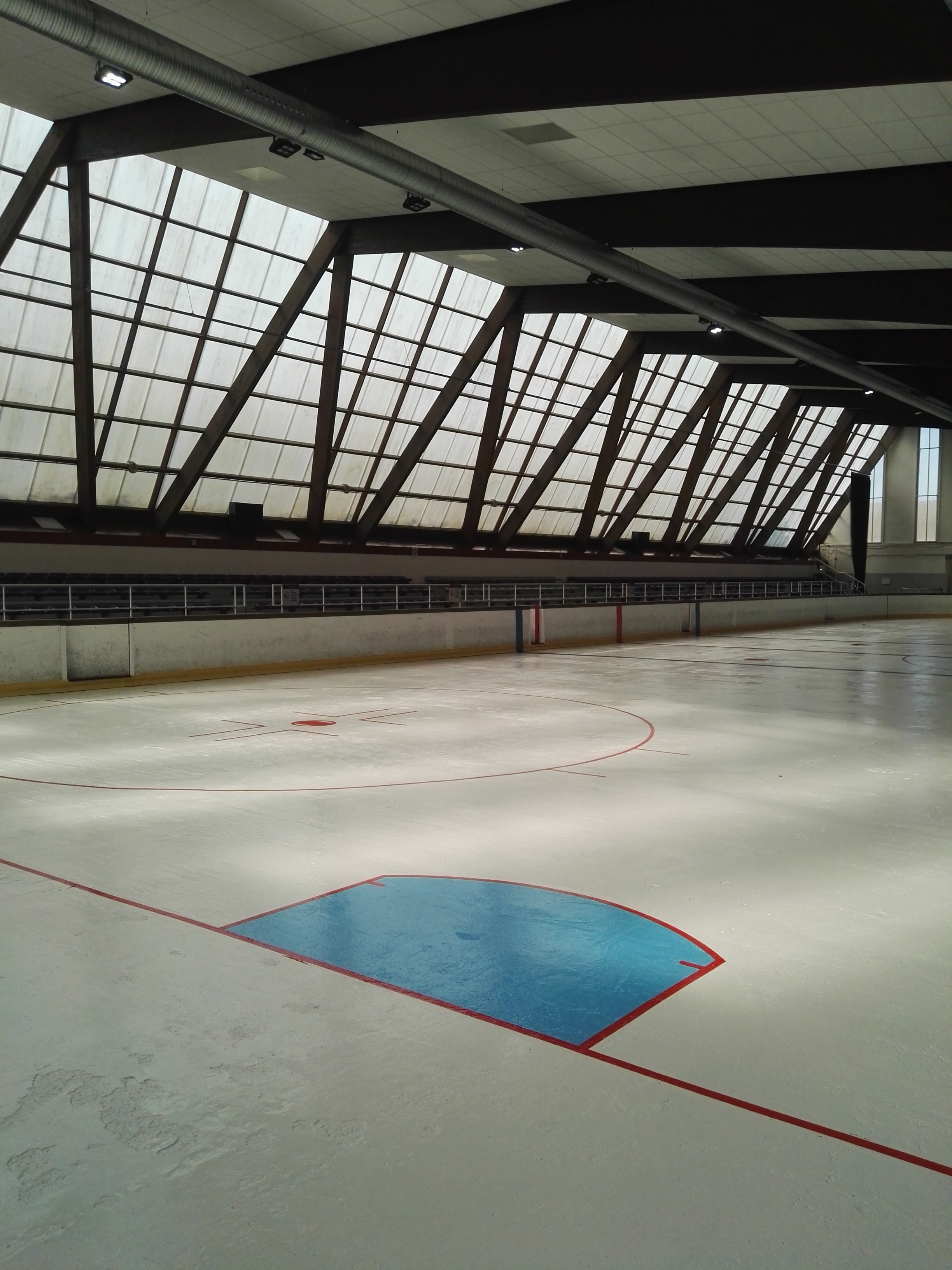 Terrain de Hockey nouvelle Norme - Paris - Trace Plus
