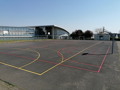 Devis tracés sportifs - Nantes - Sarl Trace Plus
