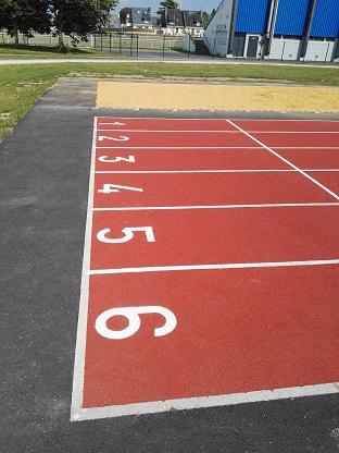 Rénovation peinture terrain sport - Trace Plus