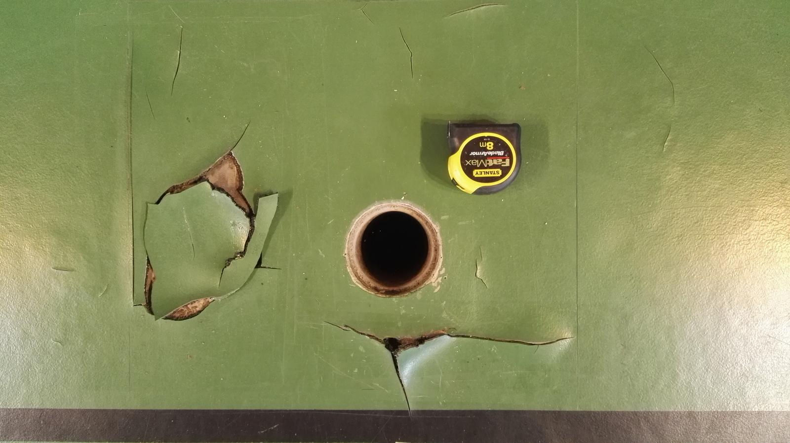 Réparation sol sportif - Paris - Trace Plus